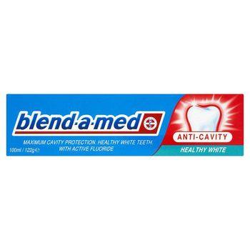 купить Blend-a-med зубная паста Анти-Кариес Healthy White, 100мл в Кишинёве