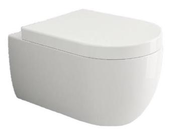 Унитаз подвесной V Tondo WC Мат с крышкой soft close
