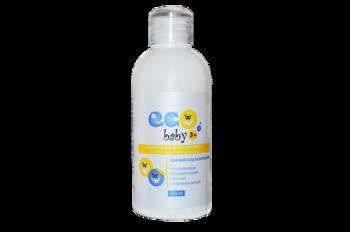Șampon pentru copii, ACME EcoBaby, 3+, 250 ml., cu extract de bumbac și ulei de in