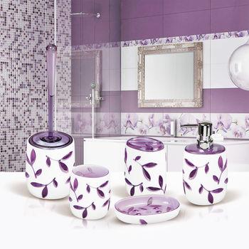 Стакан для ванной комнаты <b>IMMANUEL OLIVE</b> VIOLET 12080 ...
