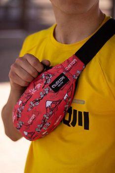 Сумка на пояс Custom Wear Uno Japan Red (387)