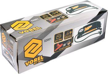 купить Ножной насос с манометром Vorel 82001 в Кишинёве