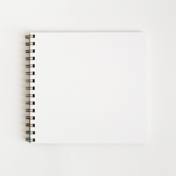 Скетчбук для акрила Малевичъ Matisso, 290 г/м, 20л, 20х19 см