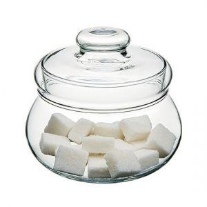 Boluri de bomboane si zahăr, vaze pentru fructe