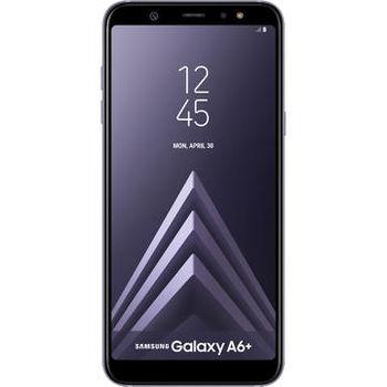 "Samsung Galaxy A6 Plus (2018) 32GB EU Lavender, DualSIM, 6.0"" 1080x2220 Super AMOLED, Snapdragon 450, Octa-Core 1.8GHz, 3GB RAM, Adreno 506, microSD (dedicated slot), 16MP+5MP/24MP, LED flash, 3500mAh, WiFi-N/BT4.2, LTE, Android 8.0"