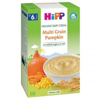 cumpără Hipp terci organic multicereale și dovleac, fără lapte, 6+ luni, 200 g în Chișinău