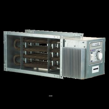 купить Калорифер НК 500X300 - 15,0-3У + Регулятор температур в Кишинёве