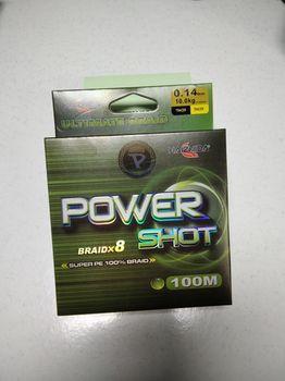 Шнур 100 метров, Power Shot
