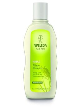 купить Weleda шампунь с экстрактом проса для нормальных волос, 190мл в Кишинёве