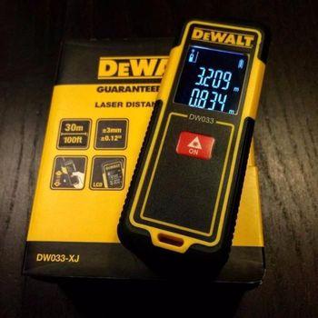 купить Дальномер лазерный DeWALT DW033 в Кишинёве