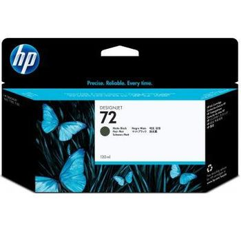 HP No.72 Matte Black ink cartridge withvivera ink 130ml C9403A