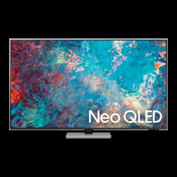 """65"""" LED TV Samsung QE65QN85AAUXUA, Silver"""
