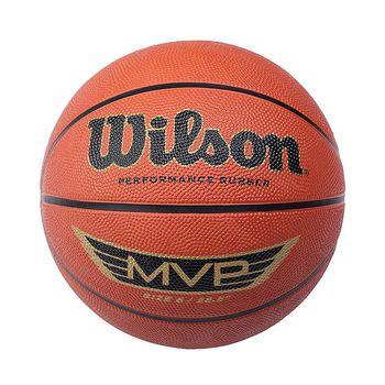 купить Мяч баскетбольный Wilson N7 MVP BROWN  X5357 (528) в Кишинёве