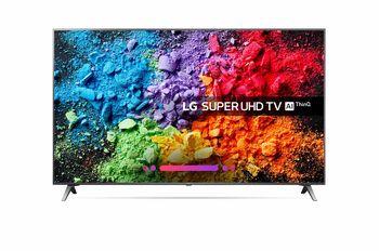 купить TV LED LG 49SK8000PLB, Titanium в Кишинёве