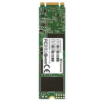 M.2 SATA SSD 120GB Transcend 420S, Interface: SATA 6Gb/s, M.2 Type 2242 form factor, Sequential Reads: 560 MB/s, Sequential Writes: 500 MB/s, Max Random 4k Read 65,000 / Write 85,000 IOPS, 3D NAND TLC