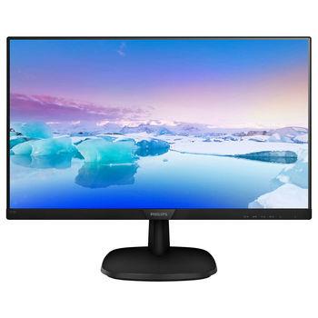 """cumpără Monitor 27.0"""" Philips """"273V7QJAB"""", Black în Chișinău"""
