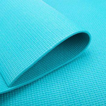Mat pentru yoga Bodhi Yoga Mat Asana TRANGUOISE -4.5mm