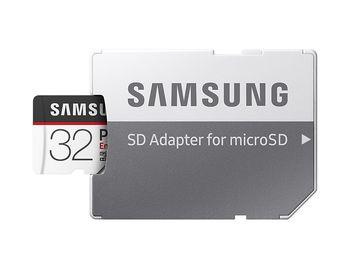 cumpără Samsung PRO Endurance .32GB MicroSD (Class 10). UHS-I (U3)+SD adapter, în Chișinău