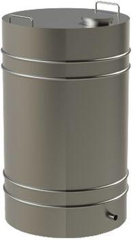 Бочка для вина Inox Plus Q125 #0.8mm 300L