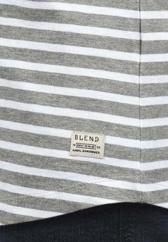 Майка BLEND Серый в полоску 20706360 blend