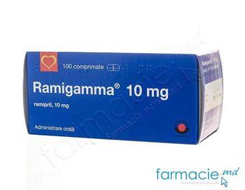 купить Рамигамма 10мг N100 в Кишинёве