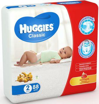 Huggies  Classic 2 88