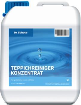 Очиститель - концентрат Concentrated  Carpet Cleaner Dr. Shutz