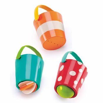 купить Hape Игрушка для ванны Веселые ведерки в Кишинёве