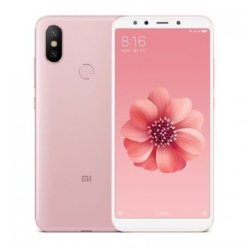 купить Xiaomi MI A2 4+64Gb Duos, Rose Gold в Кишинёве