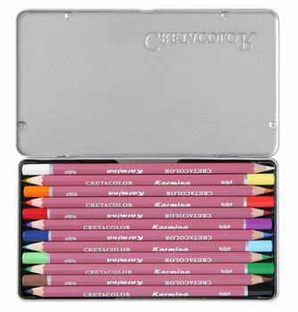 Набор цветных карандашуй 12 шт. Karmina Classic Creatacolor