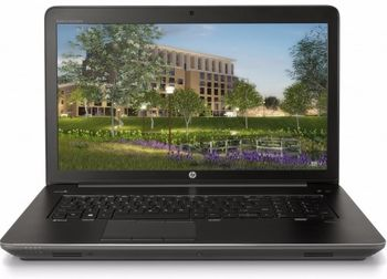 "HP ZBook 15 G4 15.6"" FullHD IPS +W10Pro (Intel® Core™ i7-7700HQ 3.8GHz, 16GB DDR4 RAM, 256GB SSD+1TB HDD, NVIDIA Quadro M2200 4GB Graphics, CR, WiFi-AC/BT, VGA, HDMI, USB Type-C™, FP,  9cell, Spill-Resistant Backlit KB, Win 10 Pro, 2.6kg)"