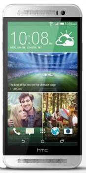 HTC One E8 Dual White