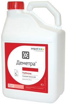 купить Деметра - гербицид для защиты посевов зерновых культур - Август в Кишинёве