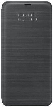 купить Чехол для моб.устройства Samsung EF-NG965, Galaxy S9+, LED View Cover, Gray в Кишинёве