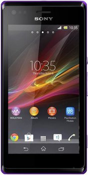 Sony Xperia M (C1905) Purple