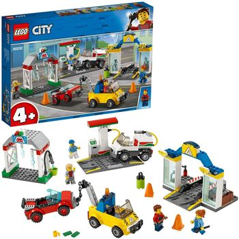 "LEGO City  ""Parcare"", art. 60232"