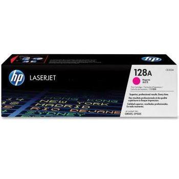 HP #128A Magenta Toner Cartridge for HP Color LaserJet Pro CM1415 Color MFP series, 1300 pages