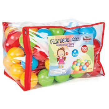 купить Мячики для сухого бассейна 9 CM 100шт/набор в Кишинёве