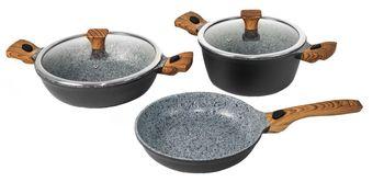 Набор посуды MICHELINO HT-10461 (5 ед.)