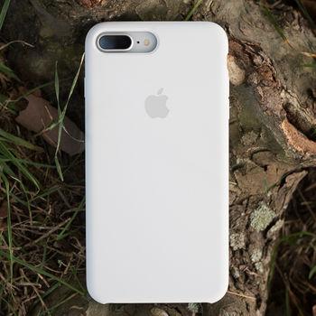 купить Apple Original Silicon Case Iphone 7 , White в Кишинёве
