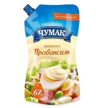 Майонез Провансаль Чумак 350 гр