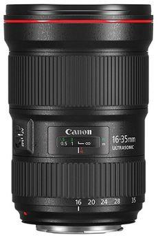 Zoom Lens Canon EF 16-35 mm  f/2.8L III USM