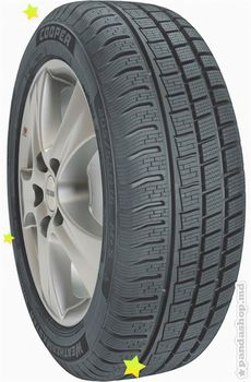 Cooper Weather-Master Snow 205/60 R16