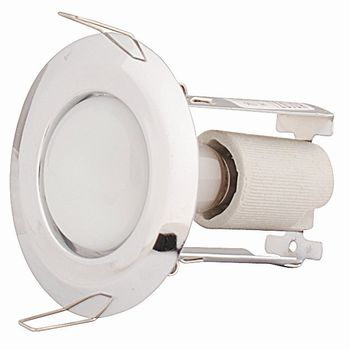 Horoz Electric Светильник Downlights HL 735 хром
