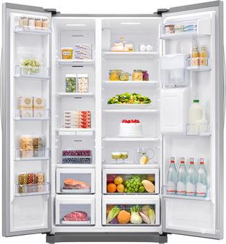 купить Холодильник Samsung RS52N3203SA/UA в Кишинёве