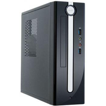 Case ITX 300W Tower/Desktop Chieftec FI-01B-U3-300