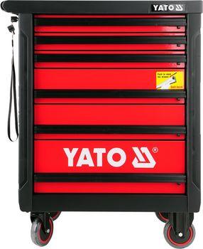 купить Ящик с инструментом Yato 177 ед. (yt-5530) в Кишинёве