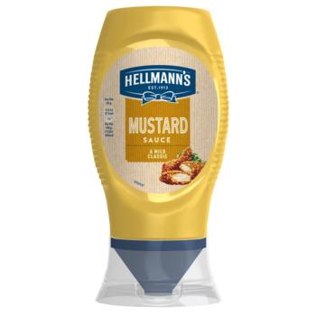 купить Соус Hellmann's Mustard, 250мл. в Кишинёве