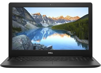 "DELL Inspiron 15 3000 Black (3580), 15.6"" FullHD (Intel® Core™ i5-8265U, 4xCore, 1.6-3.9GHz, 8GB (1x8) DDR4, 1TB HDD, AMD Radeon™ 520 Graphics 2GB GDDR5, DVDRW, CardReader, WiFi-AC/BT4.1, 3cell, HD 720p Webcam, RUS, Ubuntu, 2.2 kg )"