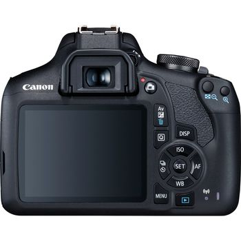 купить Canon EOS 2000D + EF-S18-55 IS II в Кишинёве